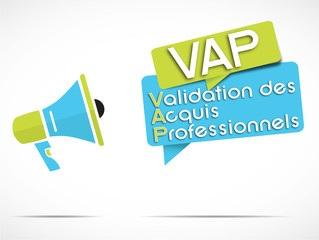 Dossier validation des acquis 2018-2019