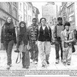 Les étudiants Erasmus Mundus dans la presse