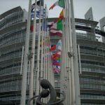 Visite au Parlement européen à Strasbourg, en collaboration avec l'équipe Erasmus Mundus CLE de Strasbourg, 26 février 2010