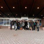 Visite du Conseil de l'Europe à Strasbourg avec les étudiants EM CLE de Strasbourg, 8 février 2013.