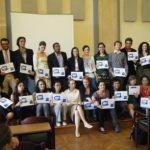 Les étudiants Erasmus Mundus CLE lors de la soutenance de M2 à Strasbourg, 21-25 juin 2010