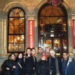 Voyage culturel à Vienne, 10-14 janvier 2013.