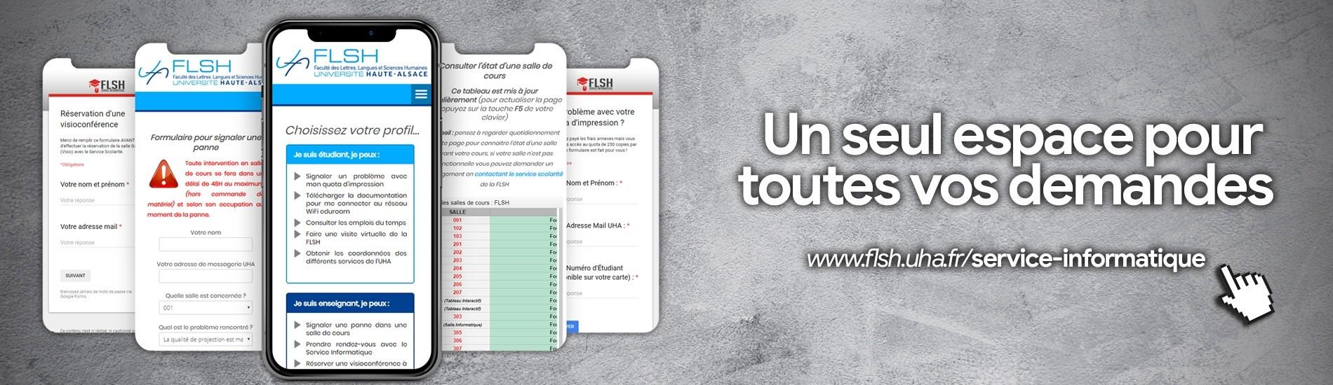 Service Informatique FLSH