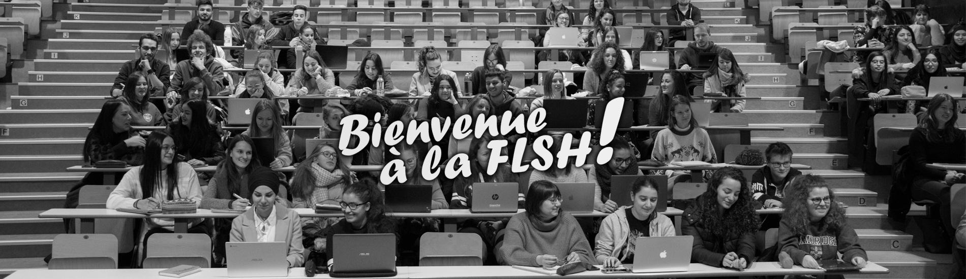 Bienvenue FLSH