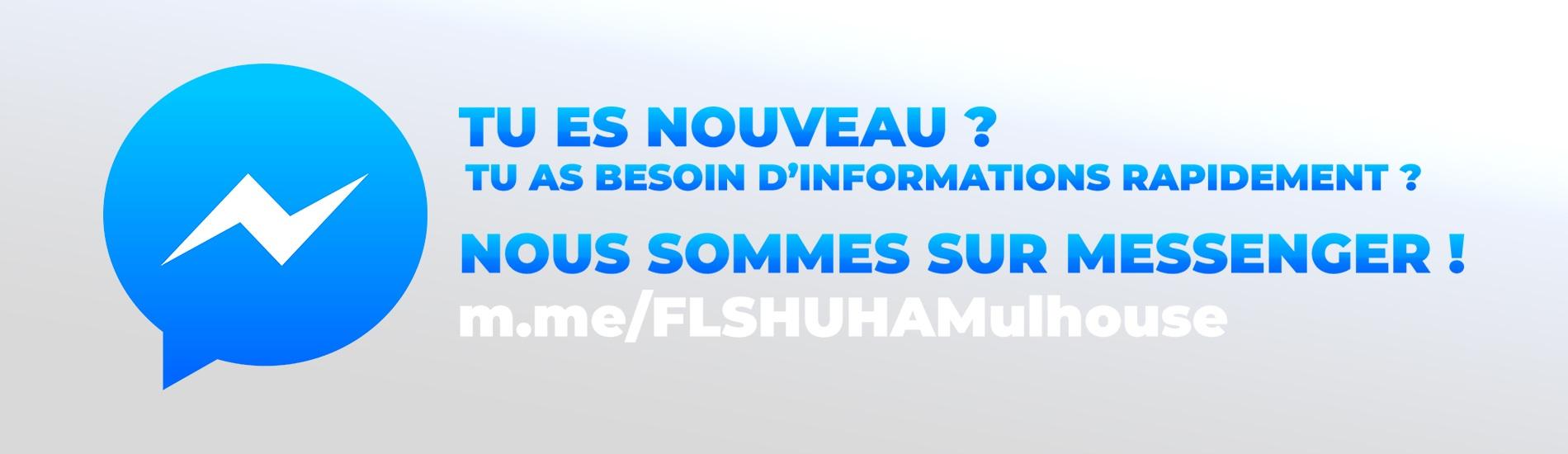 FLSH Messenger