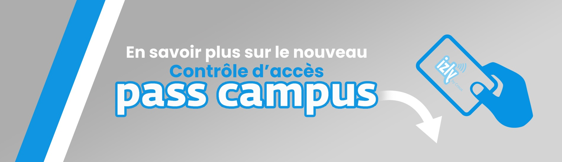 Contrôle d'accès – Pass Campus